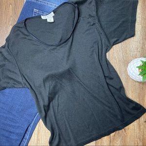 🎃3 for $30 - Express Black Teeshirt Size M